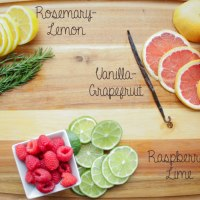 mix it up {infused vodkas}