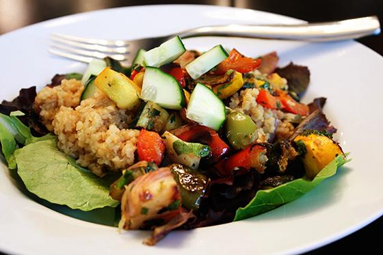 grilled-veggie-bulgar