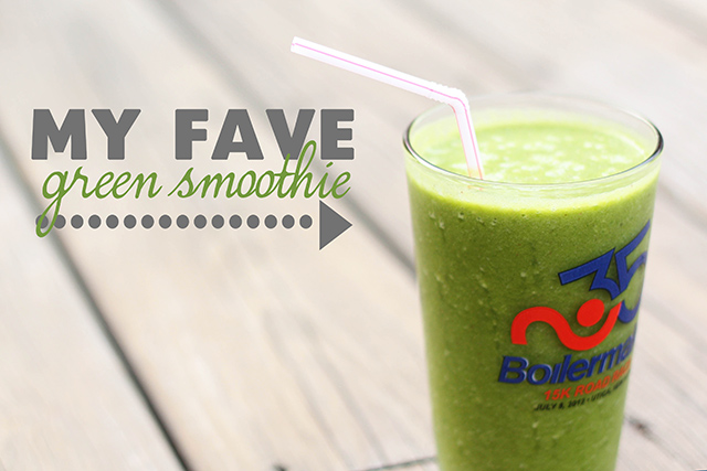 my-fave-green-smoothie