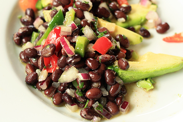 fresh-black-bean-salad