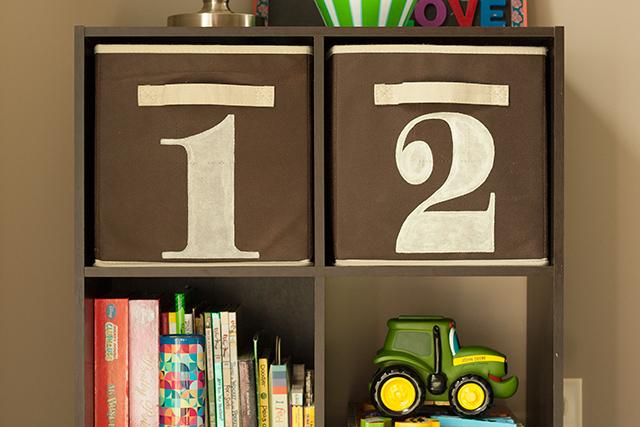 numbered-bins