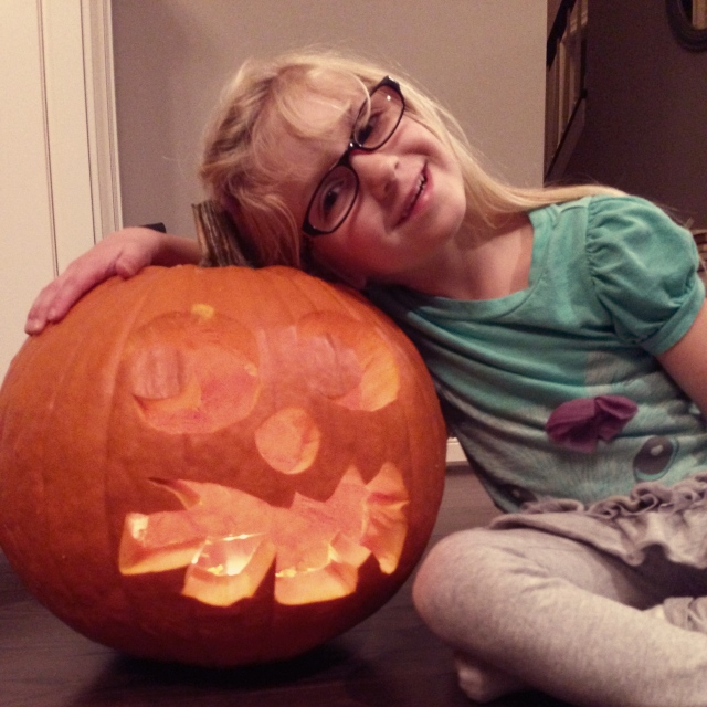 a-girl-and-her-pumpkin