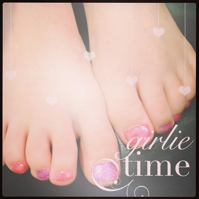 girlie-toes