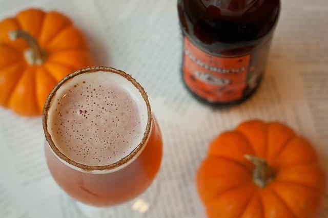 pumpkin-beer-with-spiced-sugar-rim