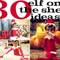 30 elf on the shelf ideas {2012}