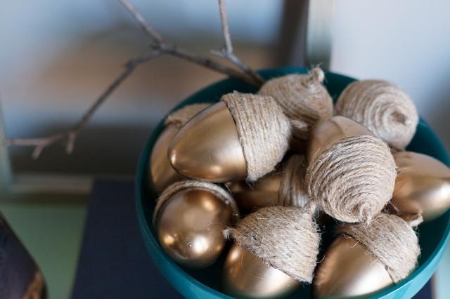 gold-acorns