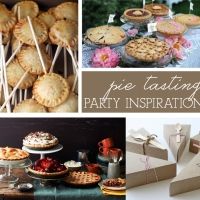 pie tasting party inspiration